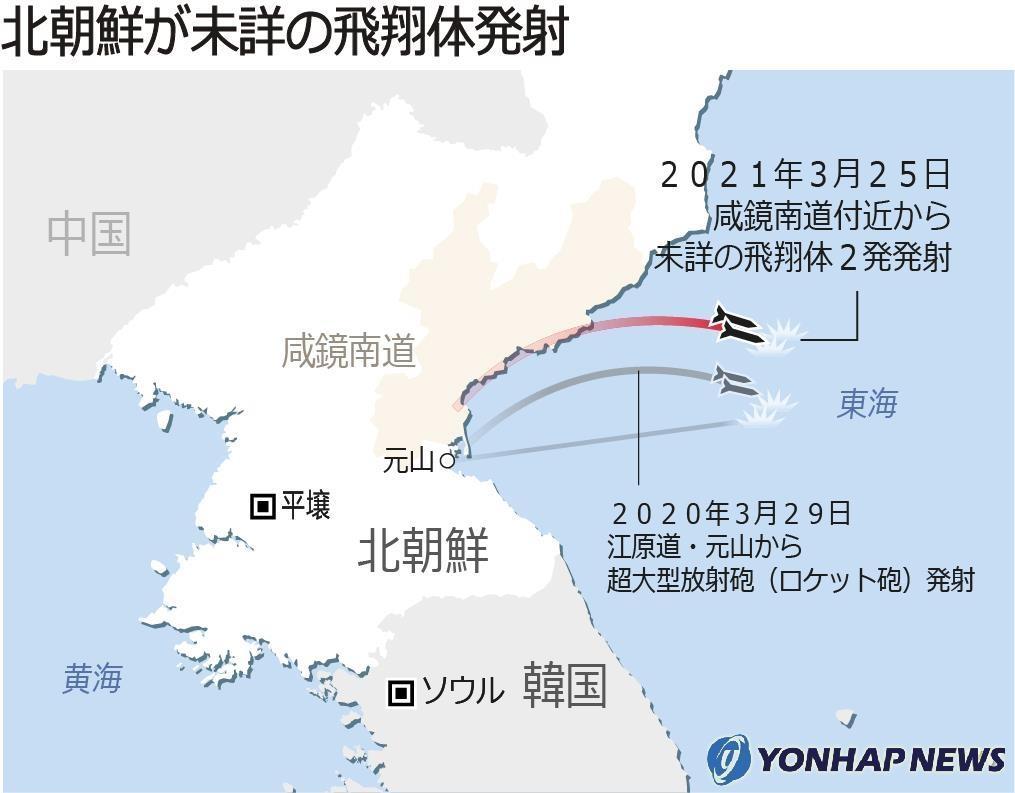 韓国NSC「米国が対北政策検討中にミサイル発射」 深い懸念表明 ...